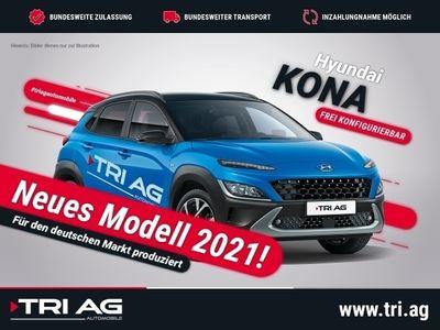 gebraucht Hyundai Kona Modell 2021 T Pure Multif Lenkrad