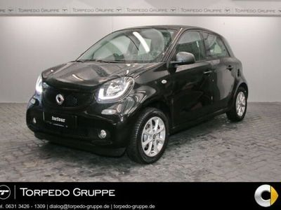gebraucht Smart ForFour 52 kW twinamic Cool u. Audio