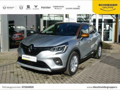 gebraucht Renault Captur Intens E-TECH PlugIn 160 LENKRAD BEHEIZT