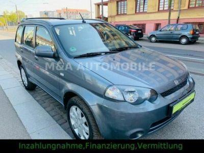 used Honda HR-V 4WD 1,6 *Klima*Allrad*ZV*Alufelgen *AHK*