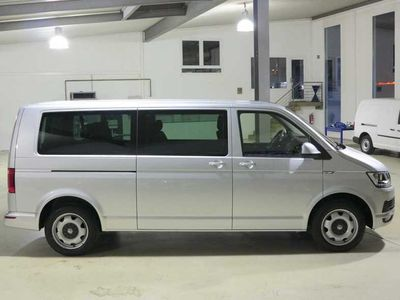 brugt VW Caravelle T6TDI2.0 Lang COMFORTL 9Si Climatronic