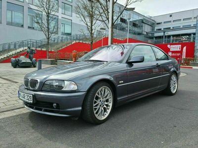 gebraucht BMW 328 Ci Automatik M-Sportfahrwerk