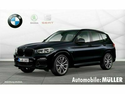 gebraucht BMW X3 -xDrive20d MSport (UPE: 72.850€) LED PDC Navi