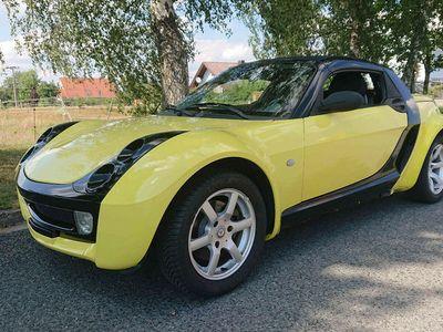 gebraucht Smart Roadster softtouch 82ps nur 57000
