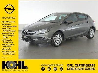gebraucht Opel Astra 1.4 Turbo 125 PS PDC Navi Sitzhzg. LED