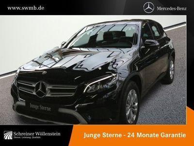 gebraucht Mercedes GLC250 d 4M COMAND*ARTICO*TWA*LED*Shzg*Parkassi
