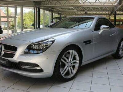gebraucht Mercedes SLK200 Navi, ILS, Aircarf, Sportpaket, uvm.!