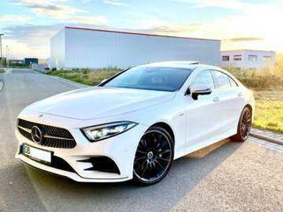 gebraucht Mercedes CLS450 4-Matic 9G-TRONIC Edition 1 WideScreen Garantie