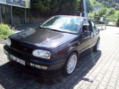 gebraucht VW Golf Cabriolet 1.8 Classic Edition