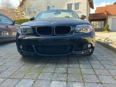 gebraucht BMW 125 Cabriolet i M-Sportpaket Schaltgetriebe 88000 km