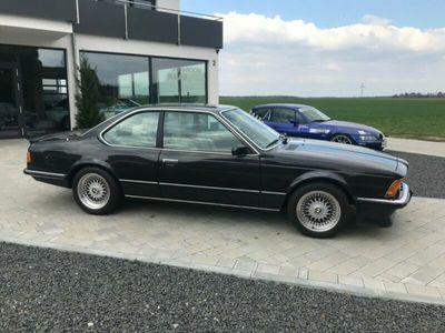 käytetty BMW M635 CSI 3tlg TRX-Räder Deutsches Fz H-Zulassung