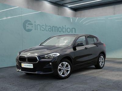 gebraucht BMW X2 X2xDrive 20dA Advantage NAVI+HUD+H/K+SHZ