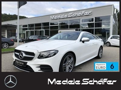 gebraucht Mercedes E300 Coupe AMG PanoSD MultiLED Kam Navi Totwin AMG Line