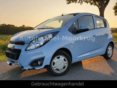 gebraucht Chevrolet Spark LT *1.Hand*Klima*TÜV 07/2021*