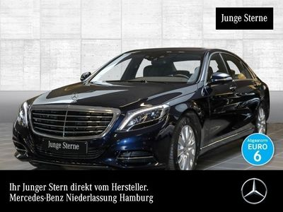 gebraucht Mercedes S500L 4M Fahrass Nachtsicht 360° Airmat Stdhzg