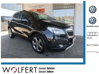 gebraucht Opel Mokka 1.7 CDTI ecoFlex 4x4 Innovation XENON NAVI KAMERA GRA