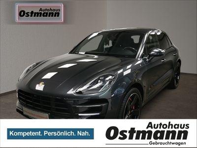 gebraucht Porsche Macan Turbo 3.6 V6 Performance LED*NAVI*PANO