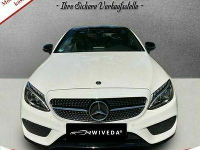 gebraucht Mercedes C200 Coupe AMG Line LED~PANORAMA~NAVI~25500KM