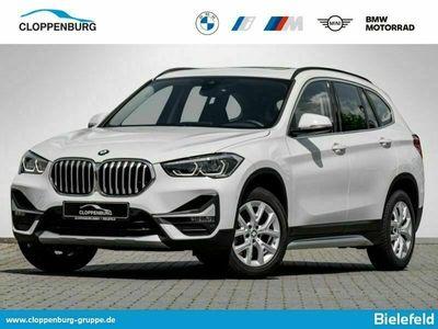 gebraucht BMW X1 xDrive20d xLine AHK Pano Head-Up LED Navi