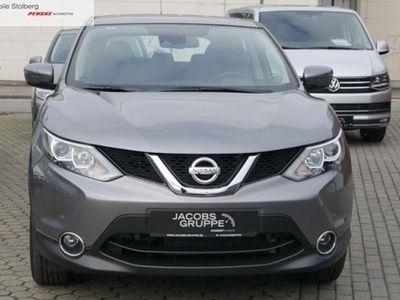 gebraucht Nissan Qashqai 1.2 DIG-T Acenta 4x2 Klima el. Fenster