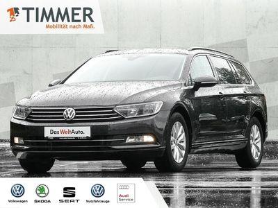 gebraucht VW Passat Variant 2.0 TDI Comfort *DSG *ACC *NAVI *R-KAM *SHZ *ALU