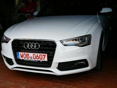 gebraucht Audi A5 Cabriolet 2.0 TDI DPF