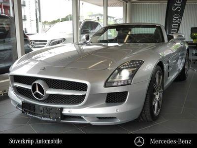 gebraucht Mercedes SLS AMG Roadster Designo/Comand/Kamera