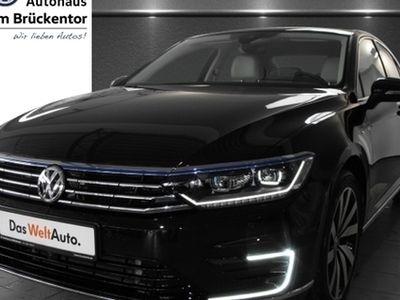 gebraucht VW Passat GTE 1.4 TSI Easy-Open Leder LED AHK Stand