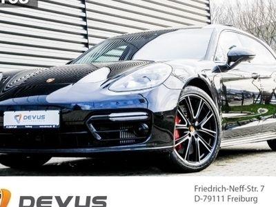 gebraucht Porsche Panamera Turbo Sport Turismo 4.0 Sport-Chrono Sport-Design Matrix-LED