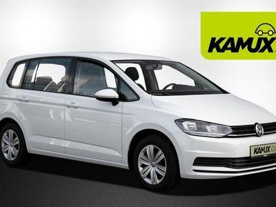gebraucht VW Touran 1.6 TDI Trendline Start/Stop DSG +Klima +Audiosystem Composition Touch +EURO6