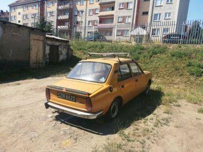 gebraucht Skoda 105 1986