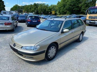 gebraucht Peugeot 406 Kombi 2.0 16V *Automatik*Klima*