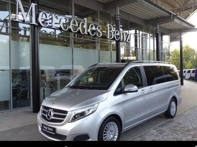 gebraucht Mercedes V220 d EDITION Lang LED/RFK/Navi/Klima Autom.