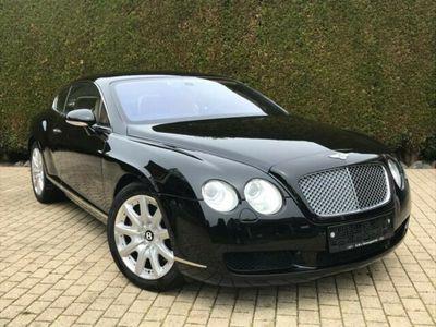 gebraucht Bentley Continental GT W12 Leder Beige Navi SHZ Klima