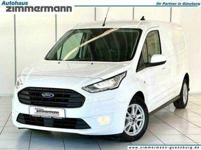 gebraucht Ford Transit Connect 240 L2 1.5 EcoBlue 'Limited' Klimaaut. - Standheizung - AHK, Jahreswagen bei Autohaus Zimmermann GmbH u. CO. KG