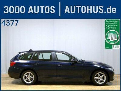 gebraucht BMW 318 dA Touring Navi Xenon HiFi Kamera
