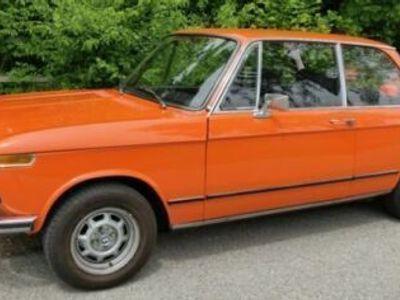 käytetty BMW 1502 7/1975, Inka-orange, 1.8 Benzin, 5-Gang