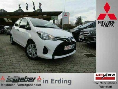 gebraucht Toyota Yaris Yaris1.0 BASIS KLIMA ZV RADIO/CD