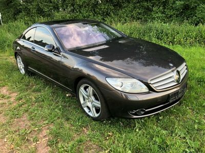 używany Mercedes CL500 CL-CoupeKeyless,Softclose,Nightvision