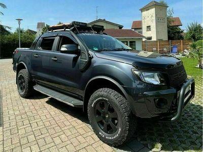 gebraucht Ford Ranger Autm. Wildtrak