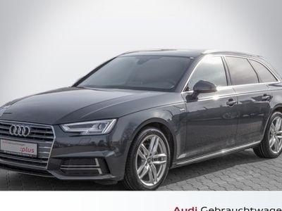 gebraucht Audi A4 Avant 2.0 TDI S-line S tronic Pano,VC,LED,3x S-Lin