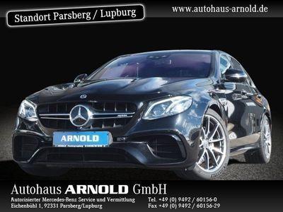 gebraucht Mercedes E63 AMG Mercedes-AMG4MATIC+ Limousine