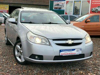 gebraucht Chevrolet Epica 2.0 LT*LPG-Gasanlage*Leder*Export*