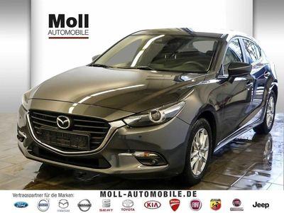 gebraucht Mazda 3 SKYACTIV-G 120 Exclusive-Line Navi