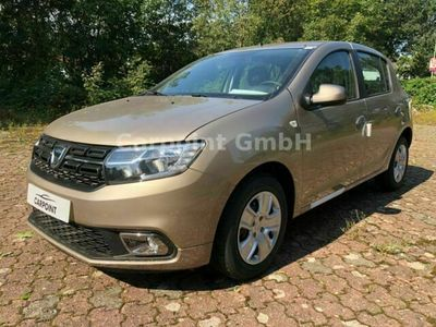 gebraucht Dacia Sandero TCe 100 ECO- G Comfort Klima Navi 4el.Fh