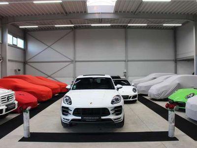 gebraucht Porsche Macan MacanTurbo,Navi,Panorama,2.Hd.DEU,Carbon