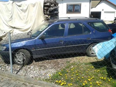 used Peugeot 306 Kombi Zum Ausschlachten