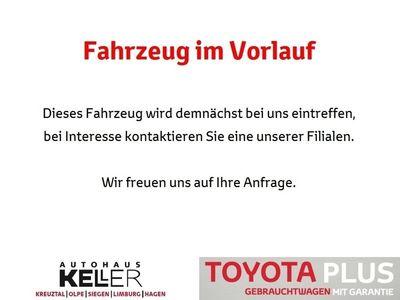gebraucht Toyota Yaris Hybrid 1.5 VVT-i 2 Jahre Garantie/ Klimaautomatik