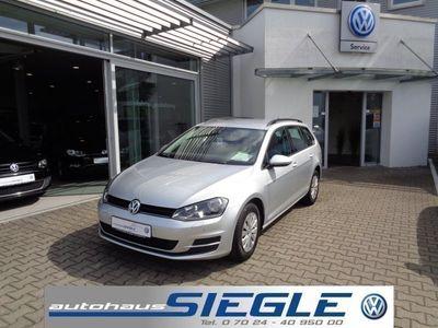 gebraucht VW Golf VII Variant 1.6 TDI*Business*Navi*PDC*Mod.201