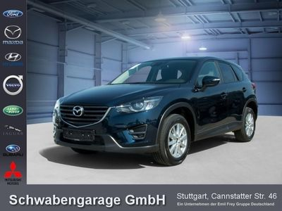 gebraucht Mazda CX-5 SKYACTIV-D 150 Drive Exclusive-Line Navi